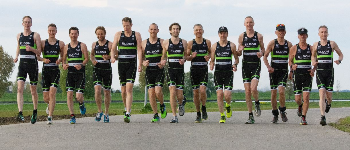 Teamfoto Heren - running